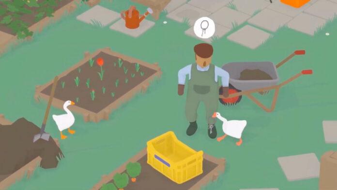 Untitled Goose Game obtient une coopération multijoueur gratuite le mois prochain