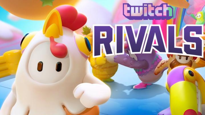 Twitch Rivals: les participants à la cagnotte au format du programme Fall Guys Friday comment regarder