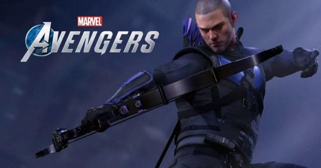 Bande-annonce du DLC Marvel Avengers Hawkeye