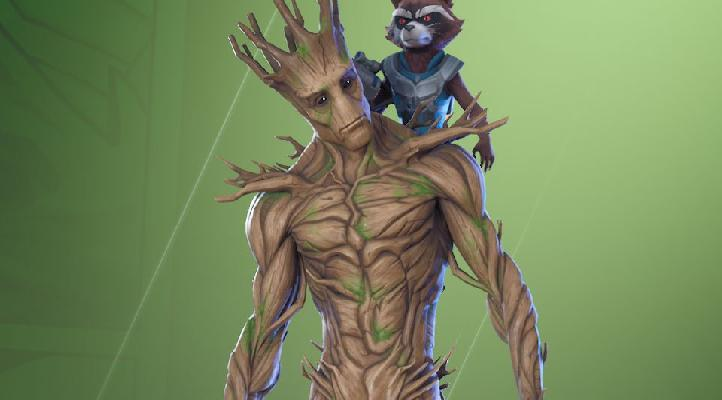 Fortnite_Groot