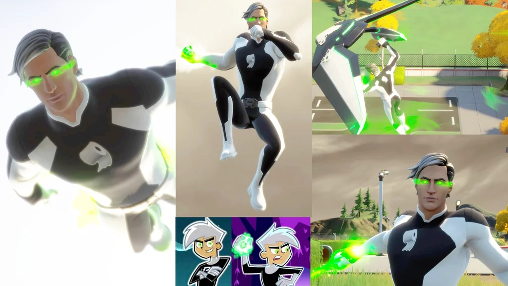 Fortnite Danny Phantom