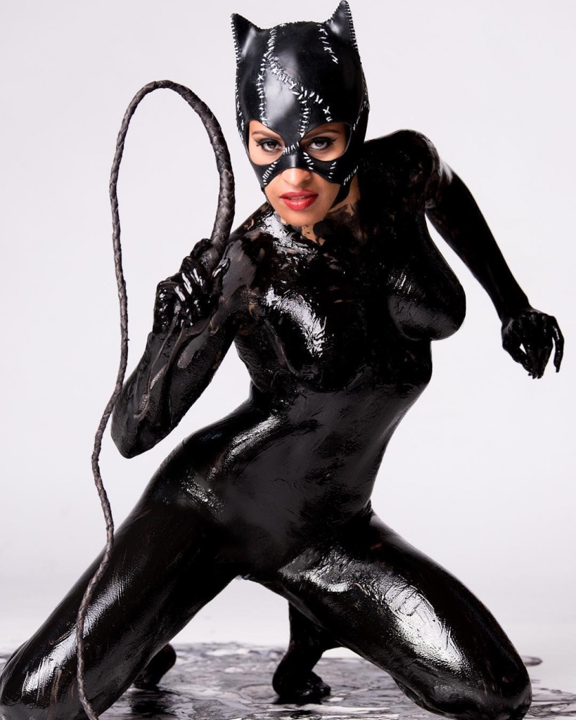 Catwoman Zelina Vega