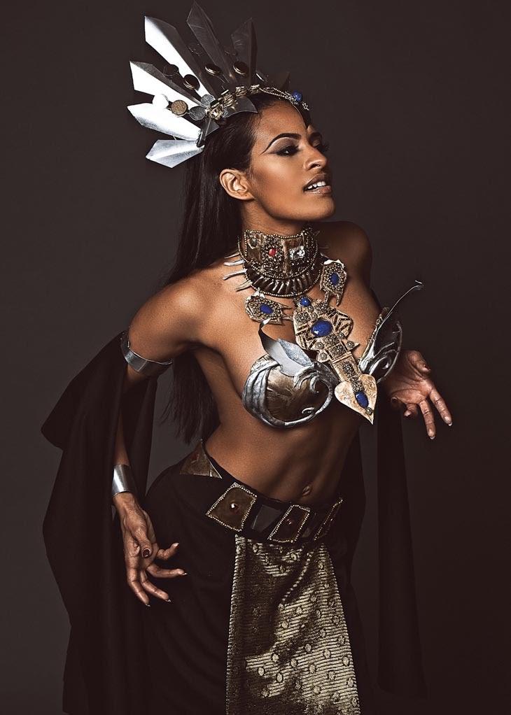 Reine Ashaka Zelina Vega