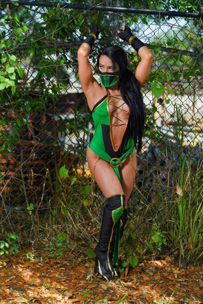 Zelina Vega Jade