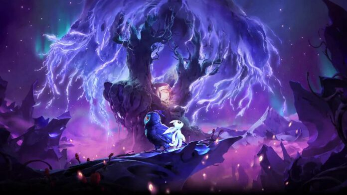 Ori and the Will of the Wisps sort aujourd'hui sur Nintendo Switch