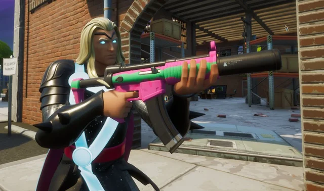 Skins d'arme Fortnite Birthday 2020