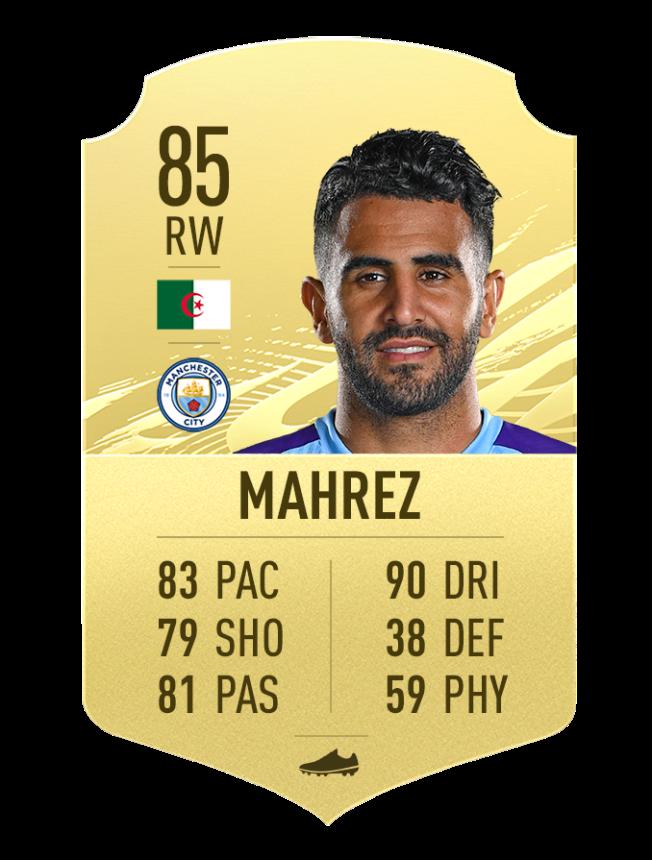 Compétence 5 étoiles FIFA 21