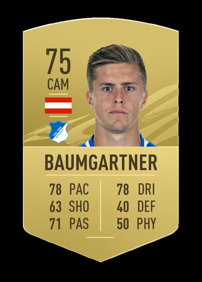 FIFA 21 Baumgartner