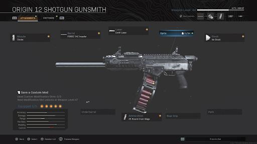 NICKMERCS Origin 12 fusil de chasse nerf op