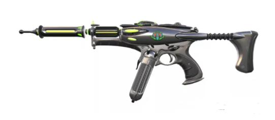 gun spectre valorant skin collection science-fiction