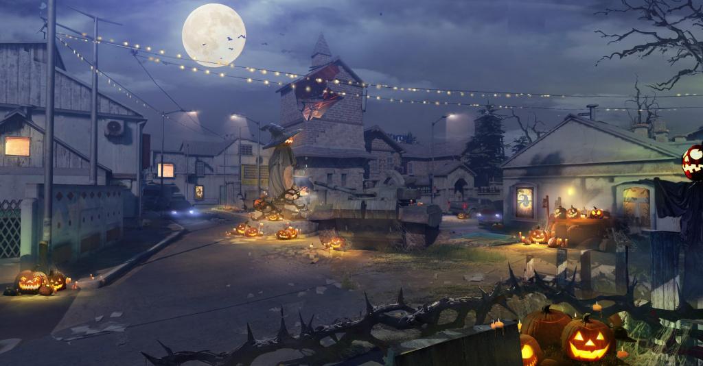 Thème Halloween de la saison 11 de Call of Duty Mobile