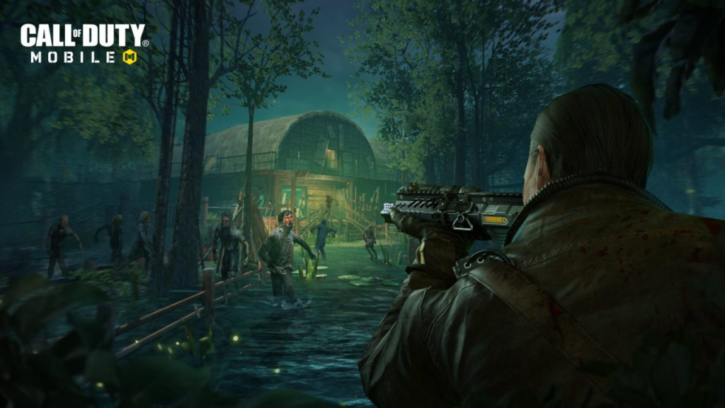 Call of Duty Mobile Saison 11 taquiner les zombies