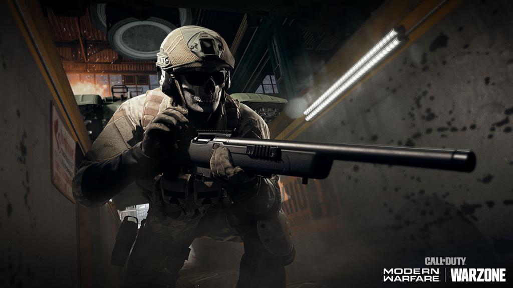 Fusil de précision Warzone SP-R208