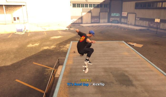 How to Kickflip TC