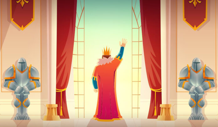 How to become a King or Queen in BitLife