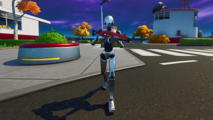 Comment faire danser un robot Stark dans Fortnite