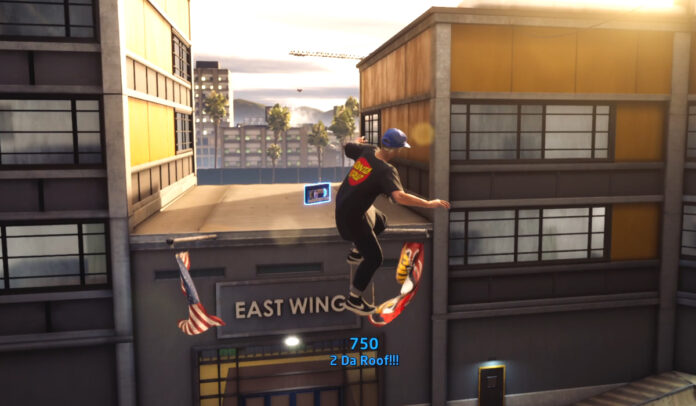 How to get the Secret Tape at the School II in THPS