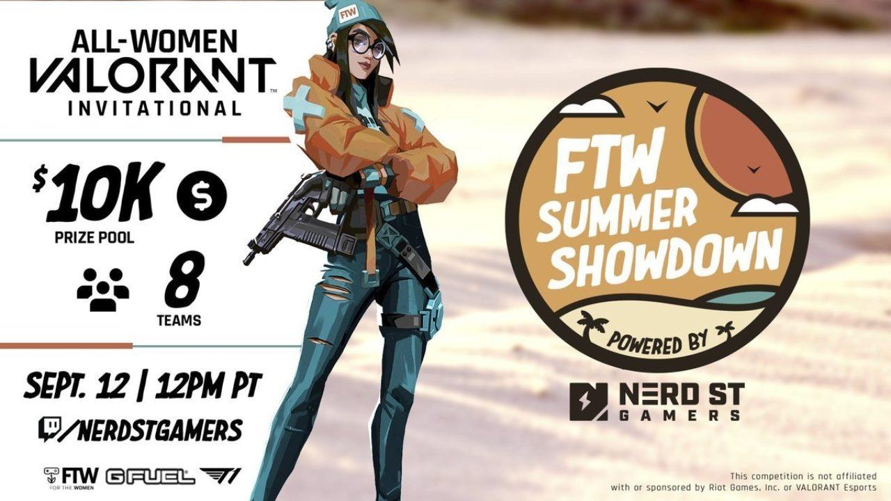 FTW Summer Showdown Valorant