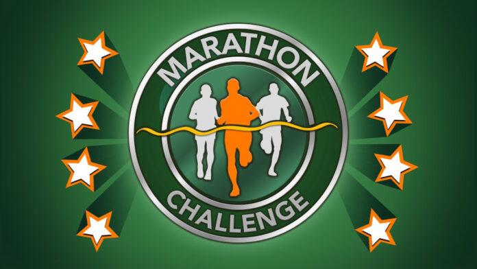 How to complete the Marathon Challenge in BitLife