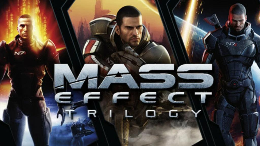La trilogie Mass Effect remasterisée