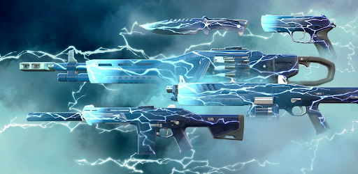 Valorant Lightning bundle skin leaks