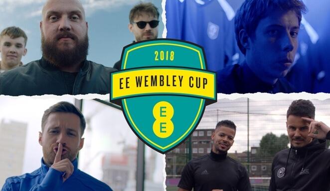 F2 Wembley Cup 2018, Jeremy Lynch F2, Wembley Cup referee, Spencer owen Jeremy Lynch, Hasthag united F2, wembley cup beef