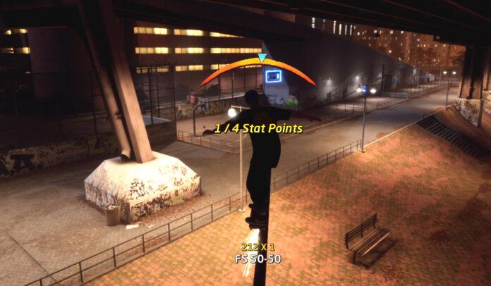 Emplacement secret sur bande à New York dans Tony Hawk's Pro Skater 1 + 2