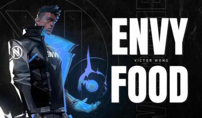 Envy signe un ancien joueur de T1 Food pour son alignement Valorant