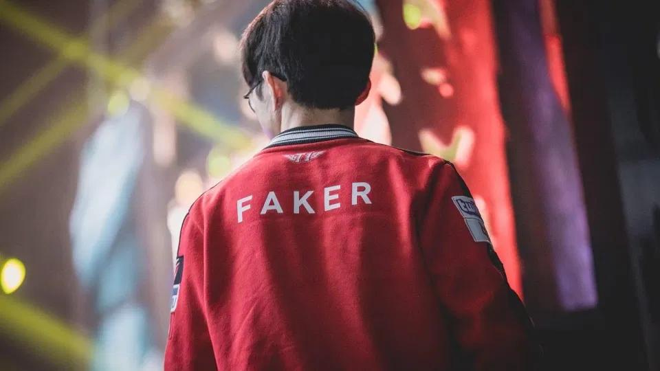 Faker T1