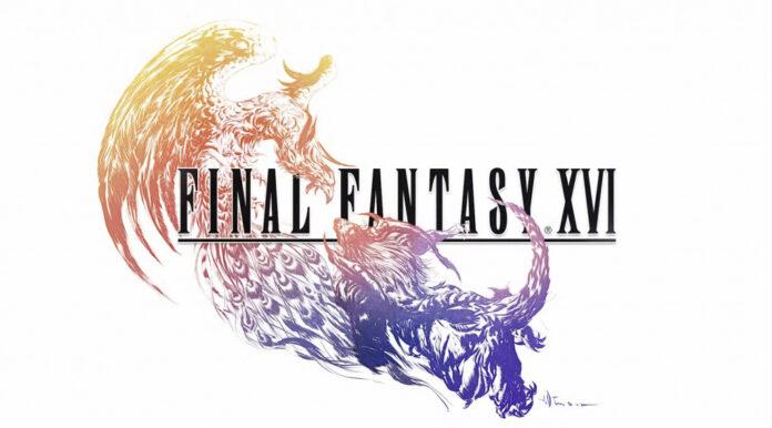 Final Fantasy XVI officiellement annoncé