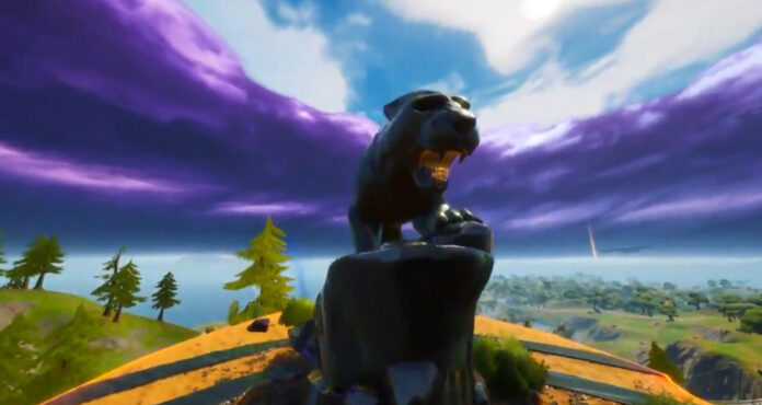 Black Panther Fortnite Panther