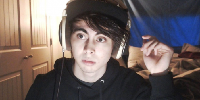 Leafy Twitch ban n-word racial slur death threats, leafyishere threats
