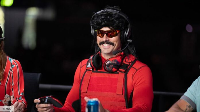 Dr Disrespect anxiety Twitch ban
