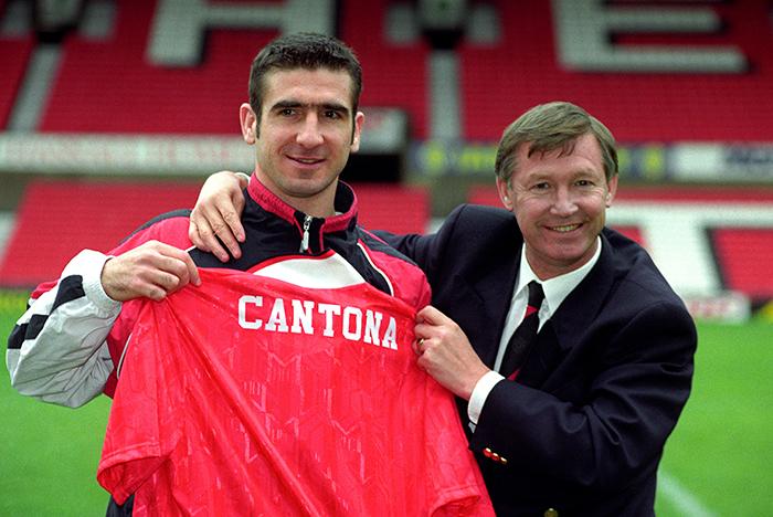 Eric Cantona FIFA 21 moments ICONS