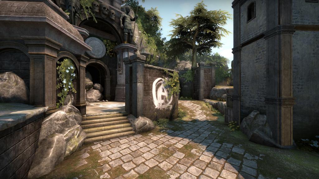 Nouvelle mise à jour CS: GO Modifications de la carte Mutiny Anubis Valve