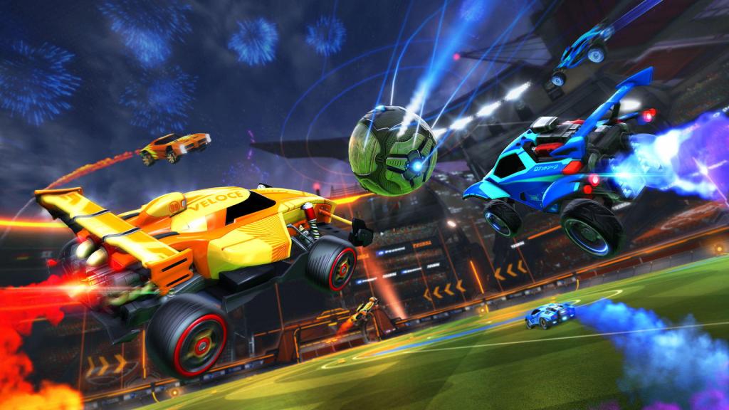 Rocket League XP changé, Rocket League gratuit pour jouer, Rocket League XP nerf