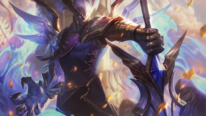 Victorious Skin Lucian LoL League of Legends 2020