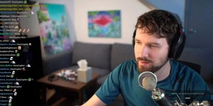 Le streamer Twitch Destiny perd son partenariat pour