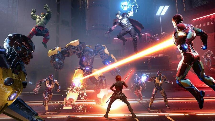 Square Enix Marvel Avengers met les fans en colère