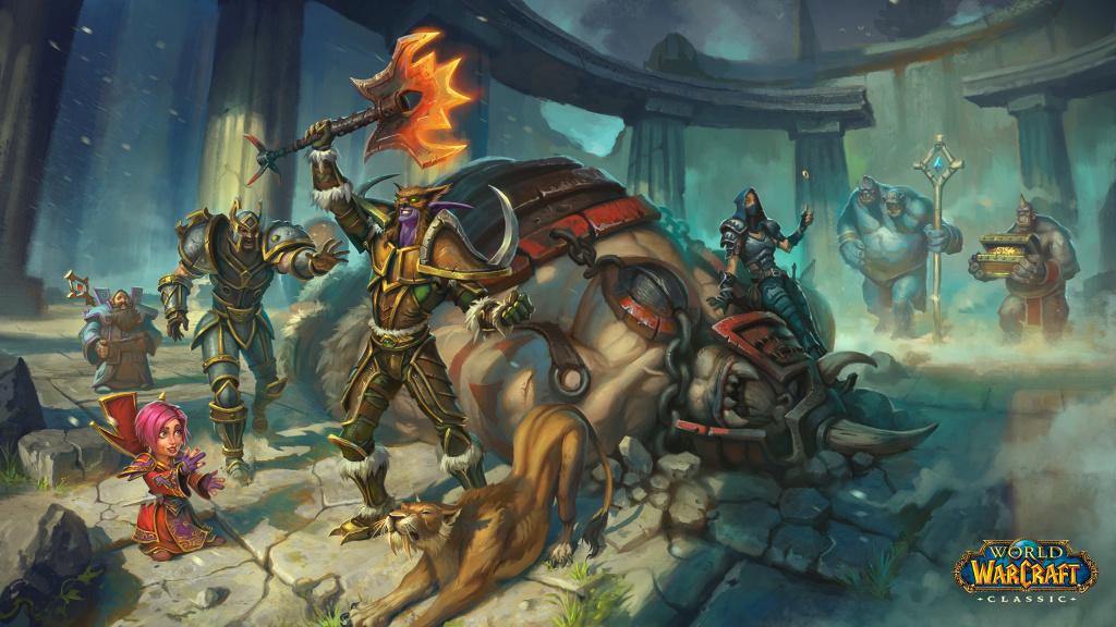 World of Warcraft bots classiques tricheurs hacks