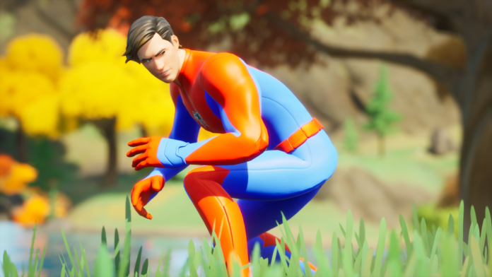 Fortnite spiderman
