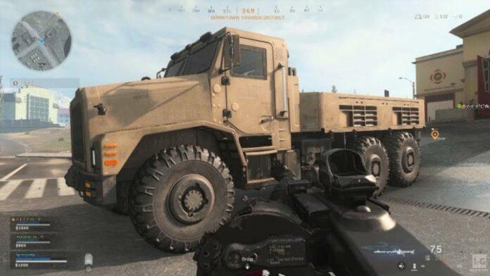 Warzone vehicle, Warzone vehicles missing