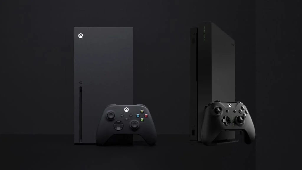 Série X contre Xbox One X