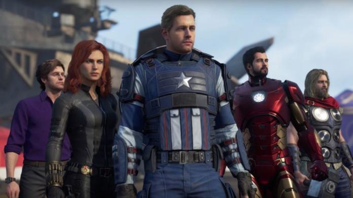 Marvel's Avengers devrait faire une énorme mise à jour plus tard cette semaine
