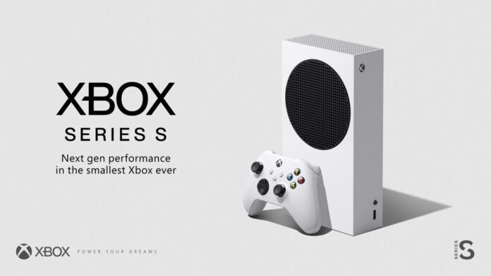 Microsoft dévoile la Xbox Series S, au prix de 249 £