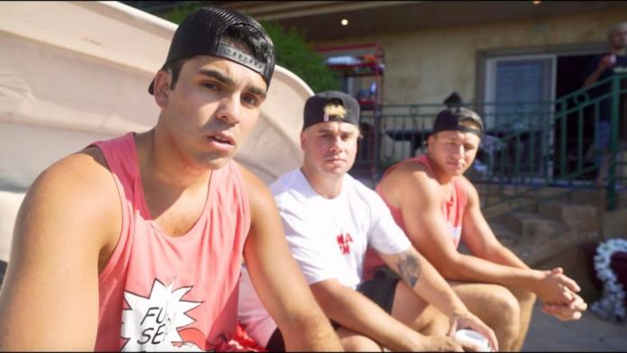 Nelk boys YouTube covid party illinois