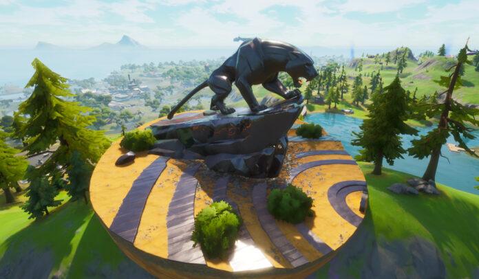 Où est Panther's Prowl dans Fortnite?