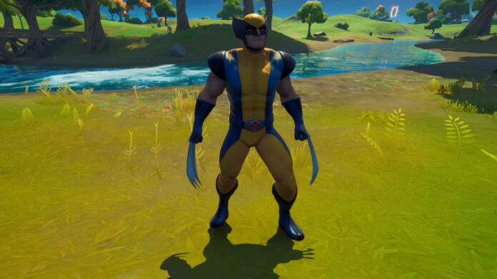 Where to find Wolverine Boss in Fortnite
