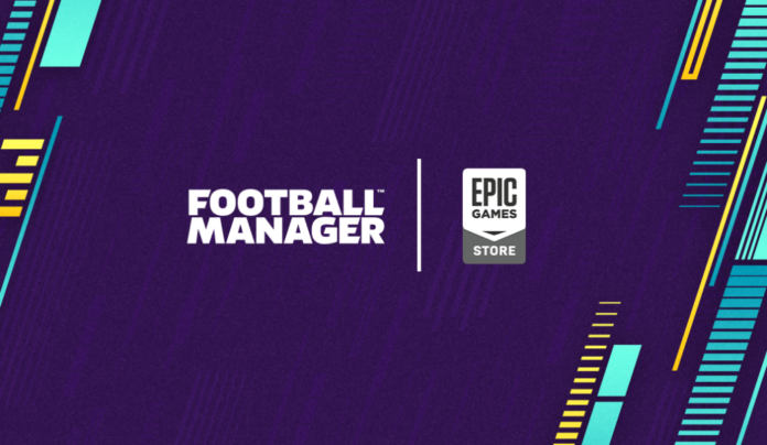 Football Manager 2020 Free Epic Games