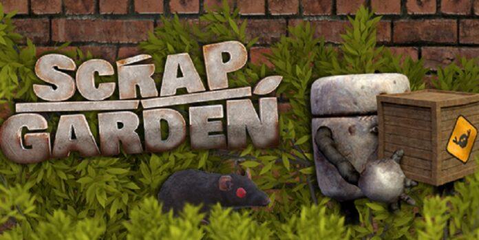 Obtenez un jeu gratuit appelé Scrap Garden sur Steam maintenant